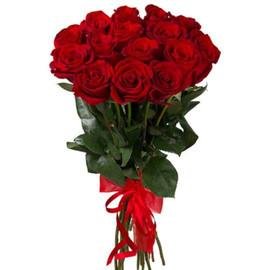 Букет из 15 шикарных роз