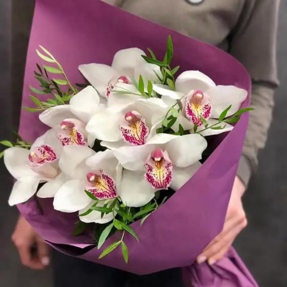 Монобукет из Орхидеи